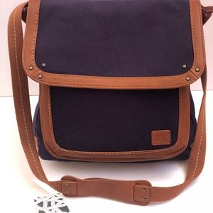 NWT The Sak bag Backpack Shoulderbag Messenger